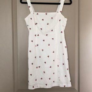 Linen Dress. Never worn